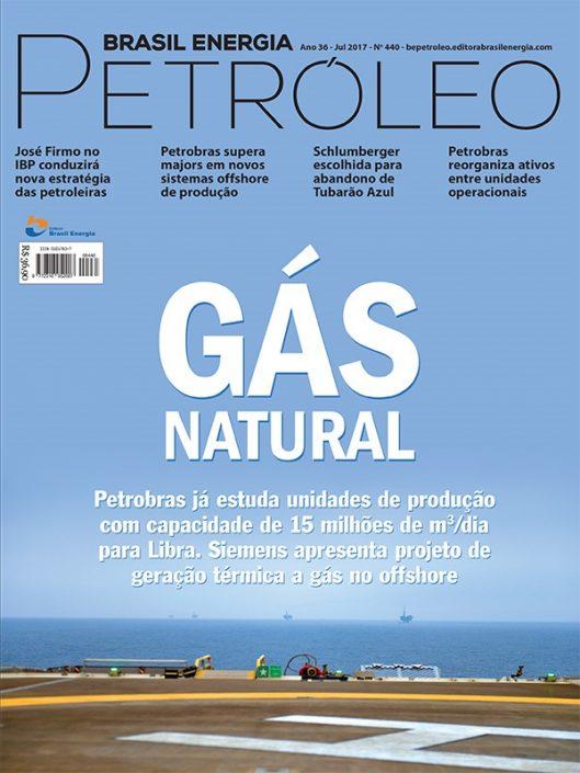 BE PETRÓLEO: Revista avulsa