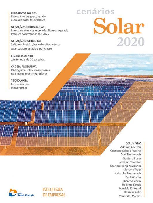 CENÁRIOS SOLAR Anuário impresso